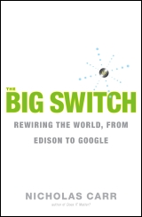 The Big Switch Book Cover