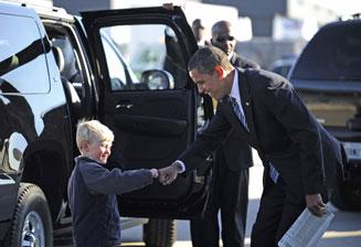 Barack Obama Terrorist Fist Jab