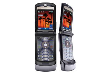 Picture of Motorola Razr V3C