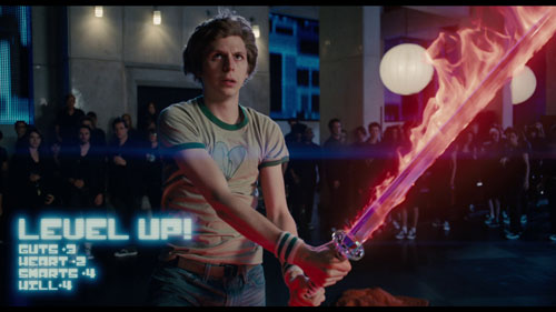 Scott Pilgrim - Level Up!
