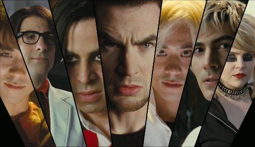 Scott Pilgrim's Seven Evil Exes