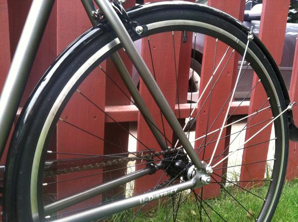 Torker U-District Rear Wheel
